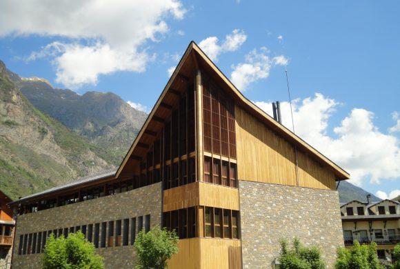 PALACIO DE CONGRESOS DE BENASQUE