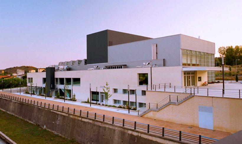 CENTRO DE CONGRESOS Y EXPOSICIONES DE BARBASTRO