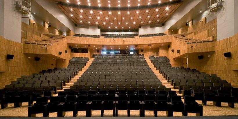 Palacio de Congresos de Huesca